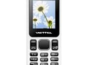 Điện thoại Viettel V6301:gia 280k ( 2 Sim )