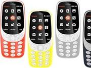 Nokia 3310 bản 2017 - giá: 290k (2 sim 2 sóng)