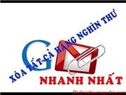 Hướng dẫn xóa toàn bộ thư trong gmail cực nhanh