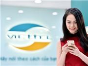 Lướt net không giới hạn với gói cước data siêu rẻ của Viettel
