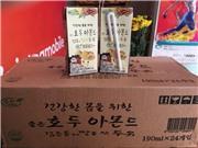 Sữa óc chó ( 1 thùng=24 hộp 190ml )