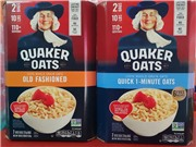 yến mạch quaker oats