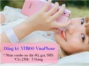 VinaPhone Gói cước 3TB100 ưu đãi 4G, gọi, SMS chỉ 250k/3 tháng
