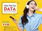 Viettel Đăng ký gói V150 Viettel nhận 4GB/ ngày miễn phí thoại giá chỉ 150k