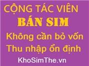 Sim số đẹp Vietnamobile tổng hợp, Chiết khấu 30%
