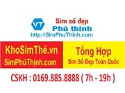 Sim VinaPhone D500- 1 năm, 2GB/ngày, 60g/1 tháng Gọi Nội Mạng Miễn Phí Dưới 20p+ 50p Liên Mạng Miễn Phí trọn gói 1 năm